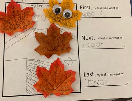 literature, first nex, last, vocabulary, action verbs, writing samples