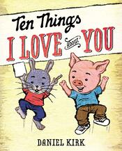 K-1 February Lesson_ 10 Things I Love About You