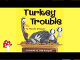 Turkey Trouble Writing Lesson