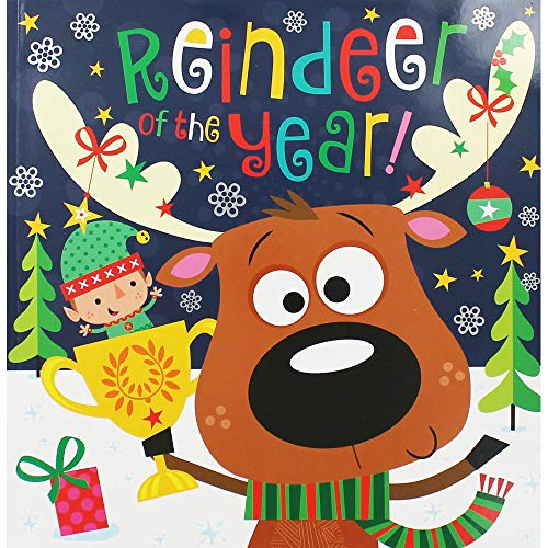reindeer of the year book