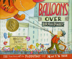 Balloons Over Broadway- A Macy's Day Parade Lesson
