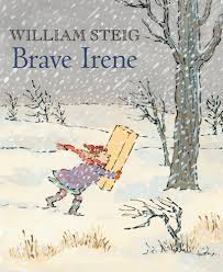 Brave Irene: Book Cover & Story Elements Lesson