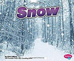Image result for nonfiction book on snow