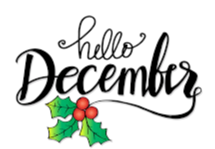 December Lessons of the Month
