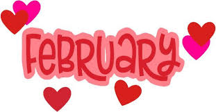 February Lessons of the Month