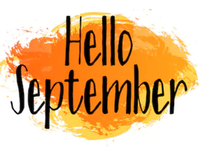 September Lessons of the Month